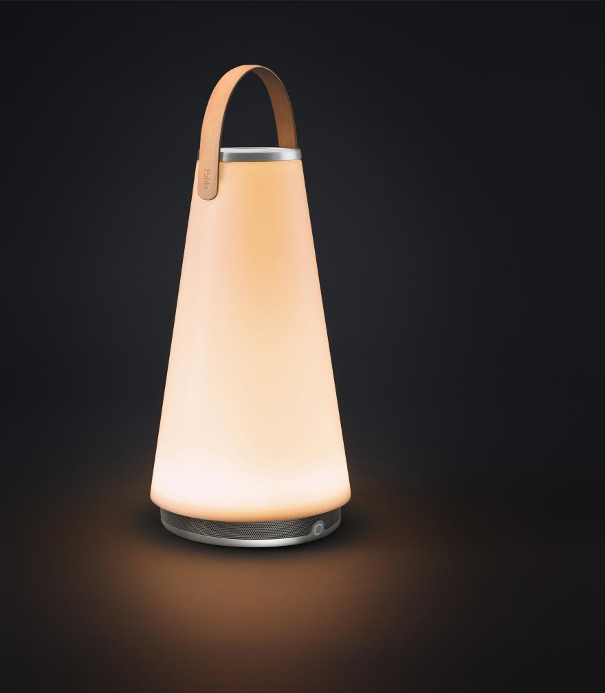Uma Sound Lantern By Carmine Deganello Amp Pablo Pardo