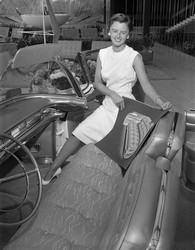 Suzanne Vanderbilt Gm Damsel Turned Pioneering Auto Designer Core77
