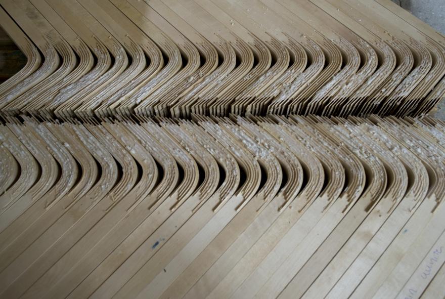 Artek Sheds Light On Alvar Aalto S Innovative Wood Bending