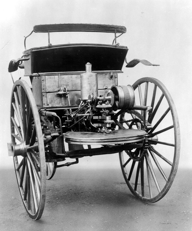 Bertha Benz, the Fugitive Road-Tripper Who Helped Launch the ...