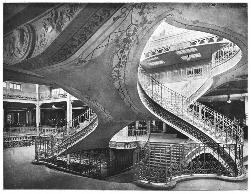 The Second Most Beautiful Staircase In The World Core77