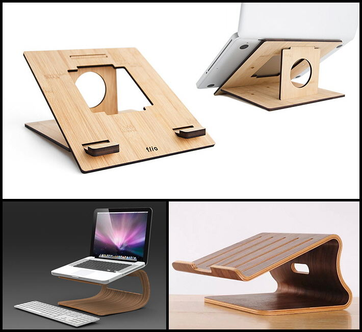 finally a attractive portable foldflat laptop stand with good ux