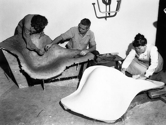 Eight things you probably didn 39 t know about ray eames core77 - Chaise charles et ray eames ...