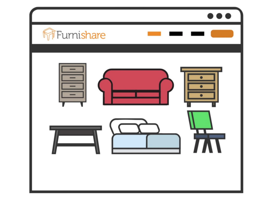A Furniture Sharing Service, Yea or Nay?