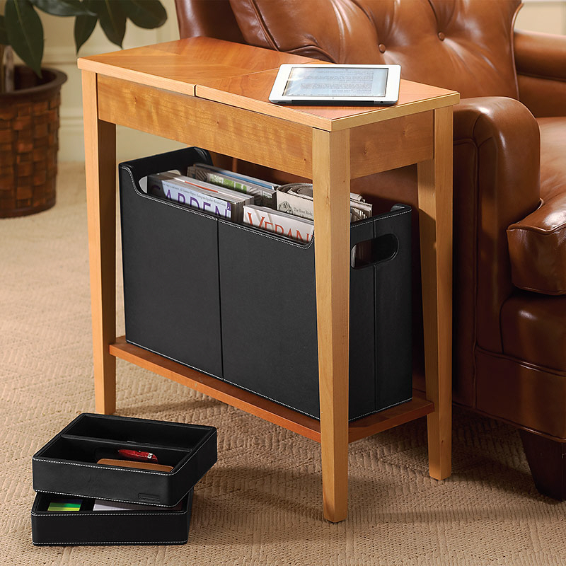 Magazine Storage 12 Tables And Stools That Can Help