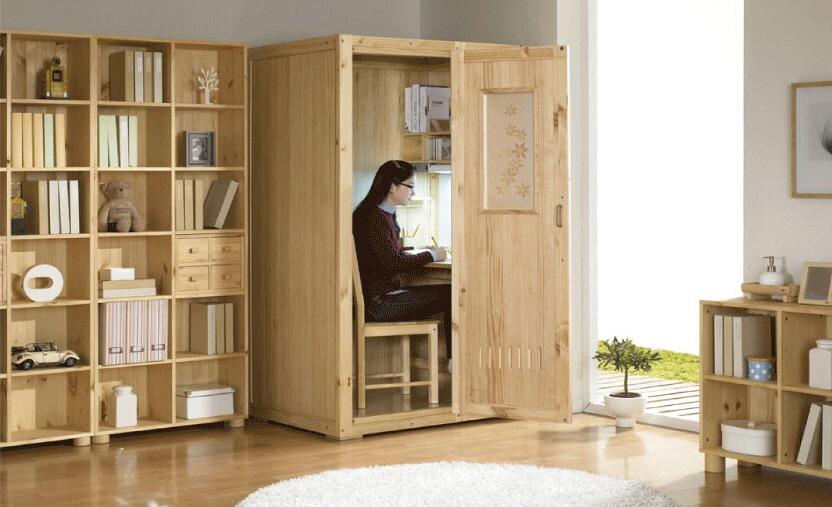 Wonderful Alternative Furniture Design: The Study Cube