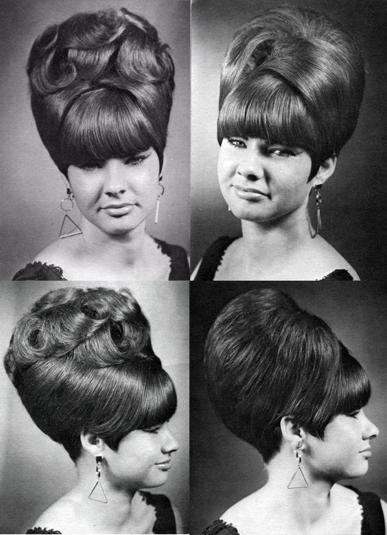 RIP Margaret Vinci Heldt: Designer of The Beehive Hairdo - Core77