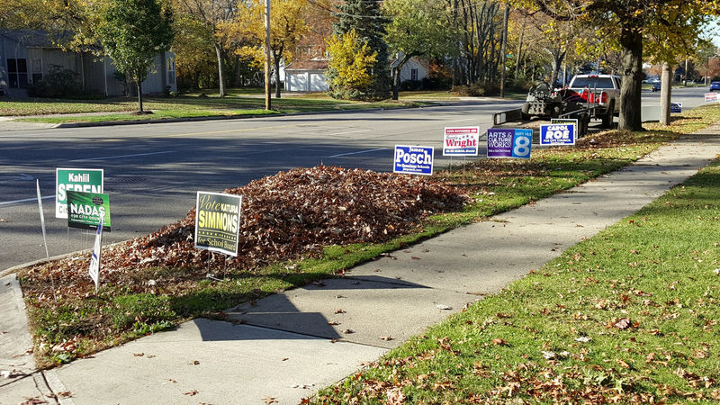 Do We Really Need All Our Products to Be  Smart  and What s Behind America s Ongoing Fascination With Political Yard Signs?