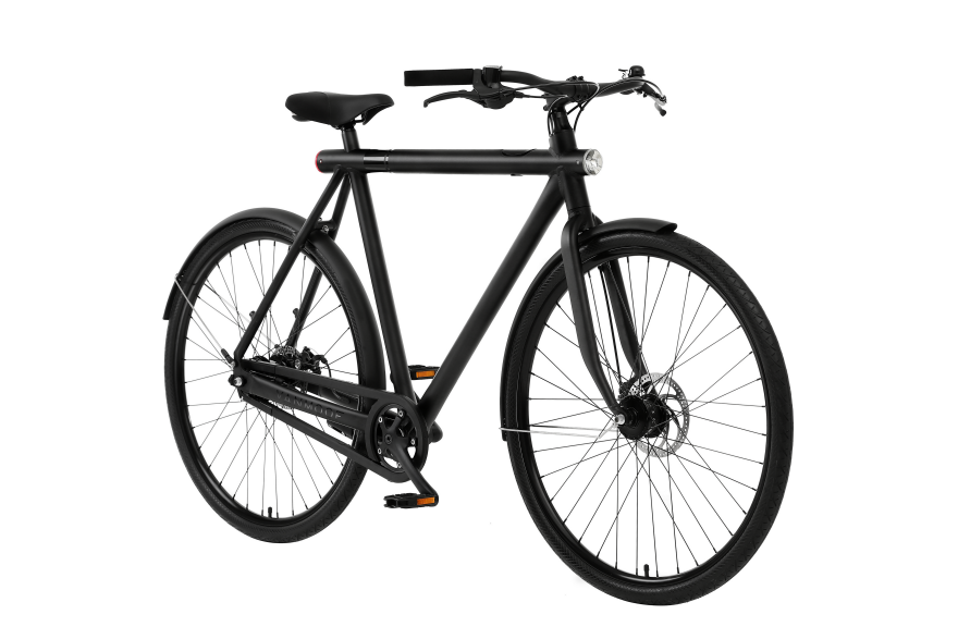 This Crazy Keyless City Bike Could Bring Smart Tech To Cyclists