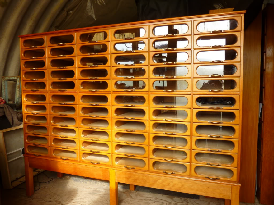 Unusual Furniture Designs: This Haberdashery Cabinet is What ...