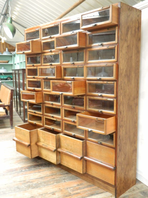 Unusual Furniture Designs This Haberdashery Cabinet Is What Clothing Storage Should Look Like