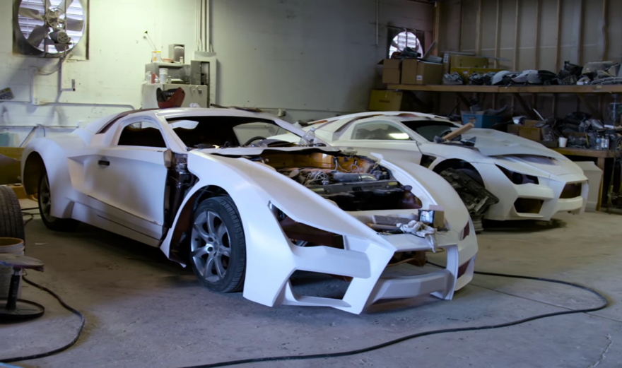 "Infiniti G35 Vaydor >> Man Who ""Can't Draw,"" has ""No Design Experience"" Creates Stunning Supercar for ""Suicide Squad ..."