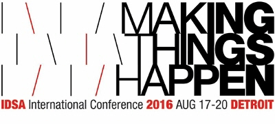 Driving Design to Motor City: #IDSADetroit16 is #MakingThingsHappen