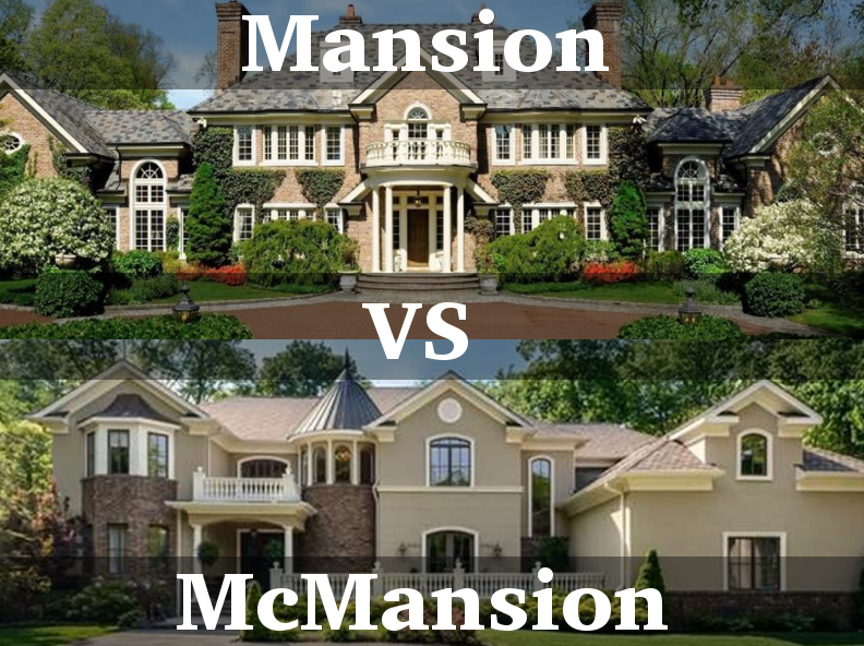 Hilarious mcmansion hell website tears the architectural style ap