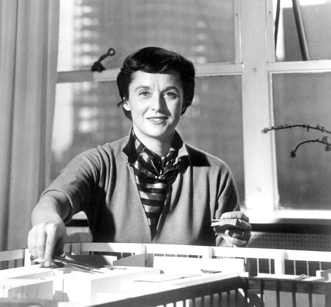 Florence Knoll, Total Designer