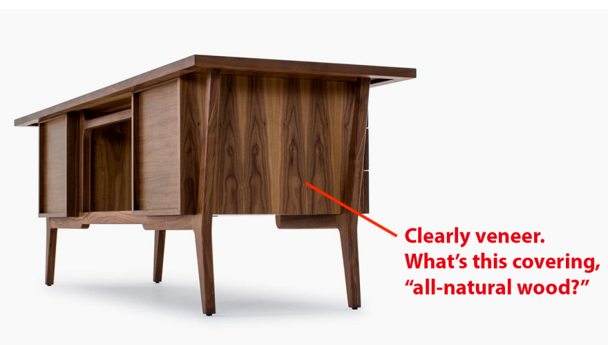 Deceptive Descriptions. The Problem with Joybird s Affordable Mid Century Modern Inspired