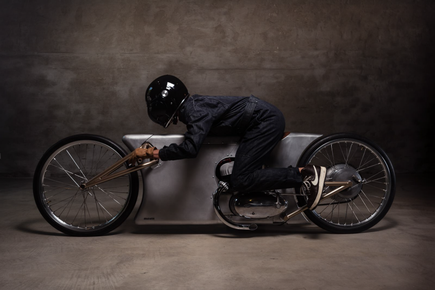 The Easy An Ultra Minimalist Motorcycle Core77