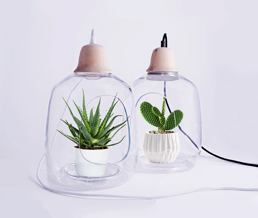 A Planter Lamp That Won T Roast Your Greenery Core77