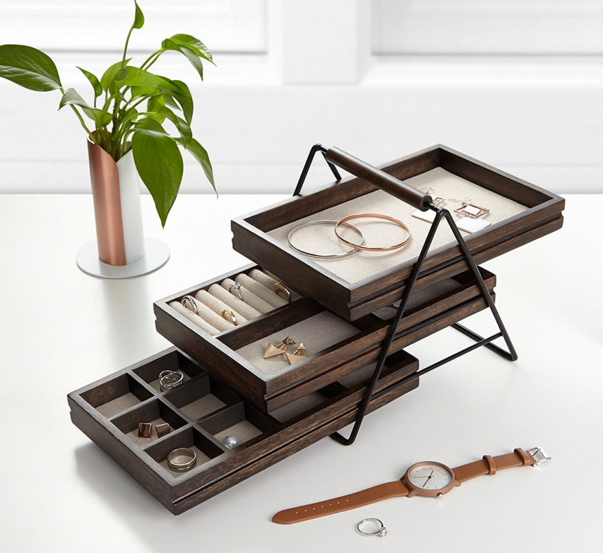 Umbra Fall 2016 Collection Helps You Organize Your Kitchen Jewelry