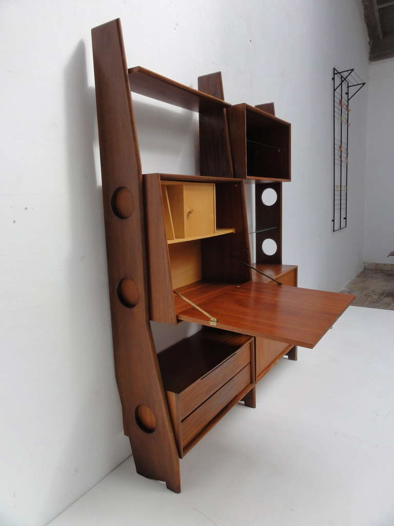 Unsung Danish Modern Design: Furniture By Louis Van Teeffelen