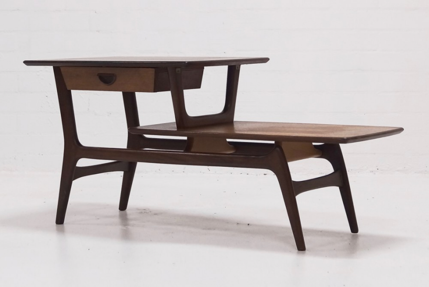 Unsung Danish Modern Design Furniture by Louis van