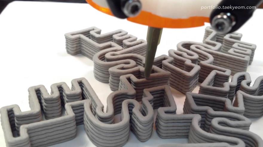 An Assistant Graphic Design Professor S Typographic 3d