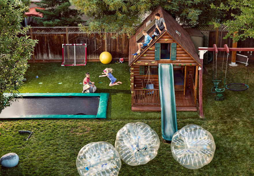 When builders must fix designers 39 mistakes odd new york for Good backyard games