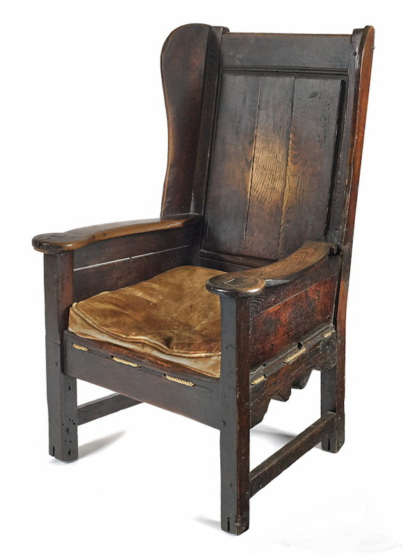 Furniture Design History Why Do Wingback Chairs Have Wings Core77