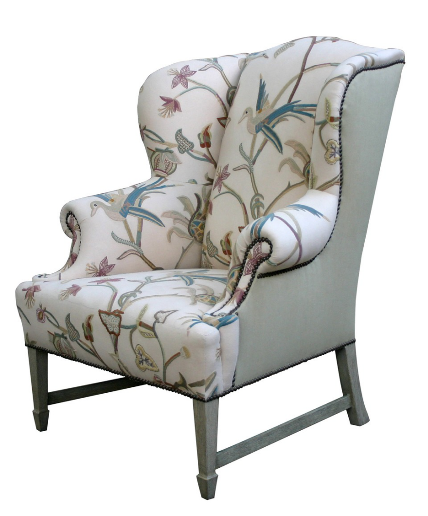 Furniture Design History Why Do Wingback Chairs Have