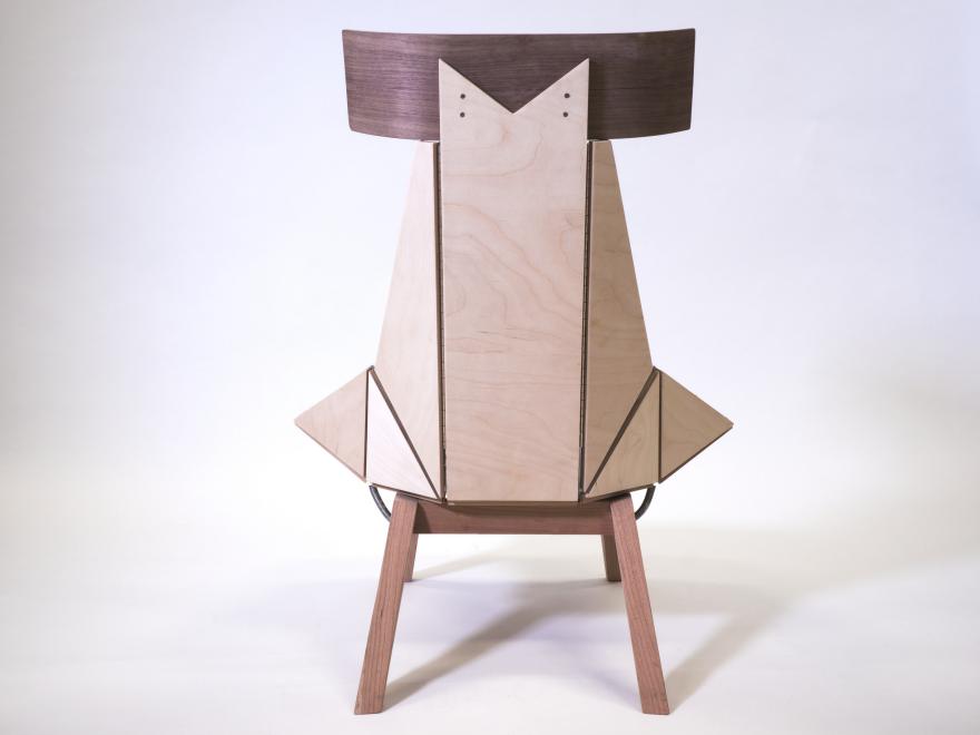 Flex chair by honglin liu core77 design awards for Chair design awards