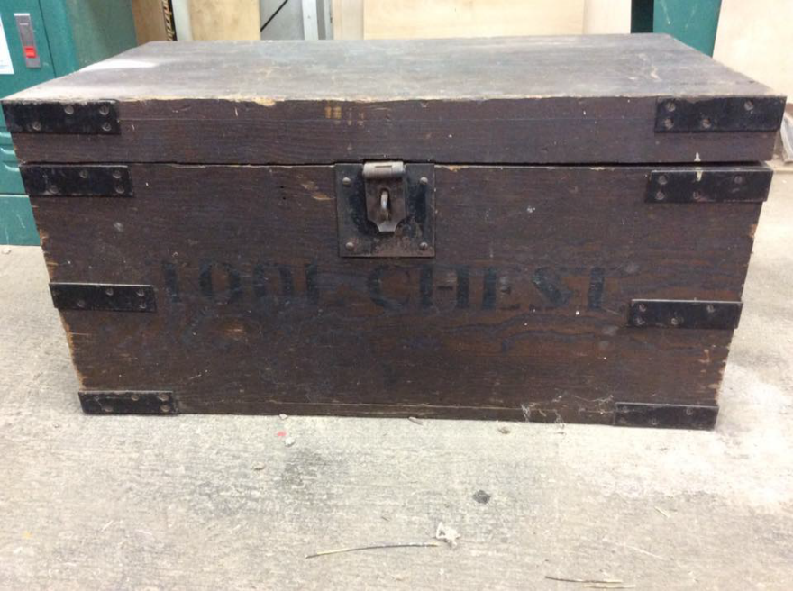 The CCC Toolbox Find:  A Time Capsule of Hand Tools