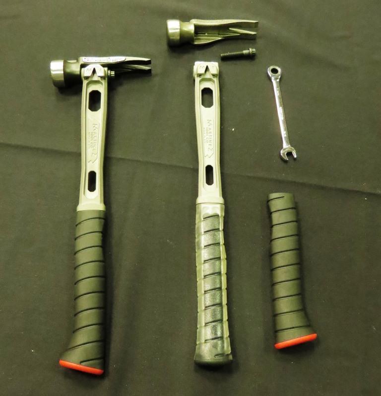 Martinez Tool Company\'s Modular Hammer - Core77