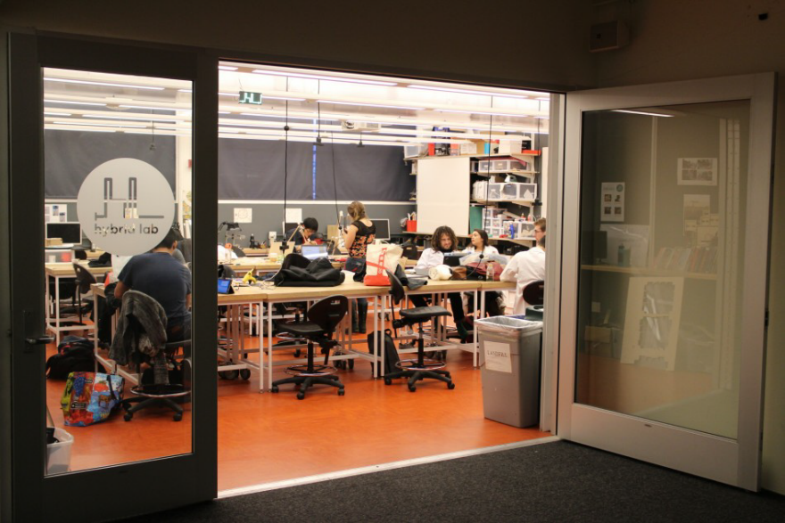 The Hybrid Lab At California College Of Arts