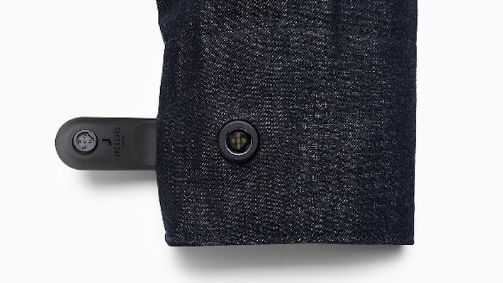 The Levi s x Jacquard by Google Denim Jacket is a Garment, Not a Device