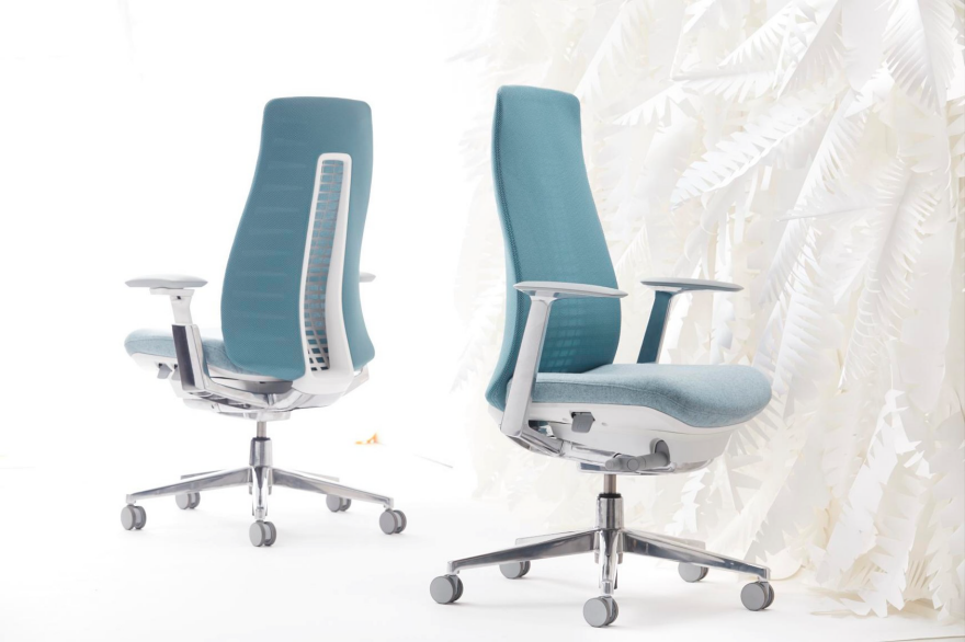 Haworth fern by haworth design studio core77 design awards for Best chair design of all time