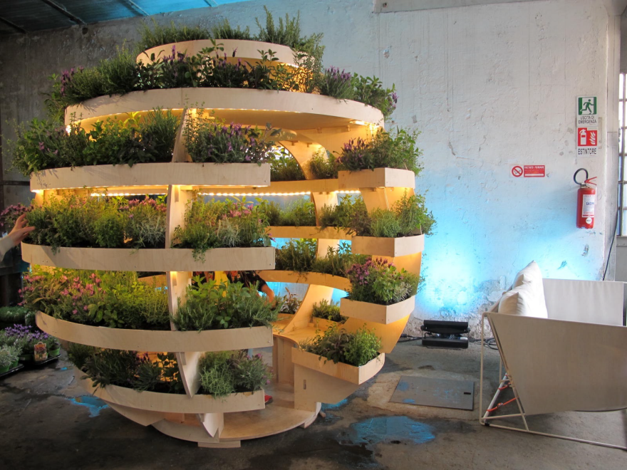 Ikea hacks ikea for milan design week 2017 core77 for Garden design hacks