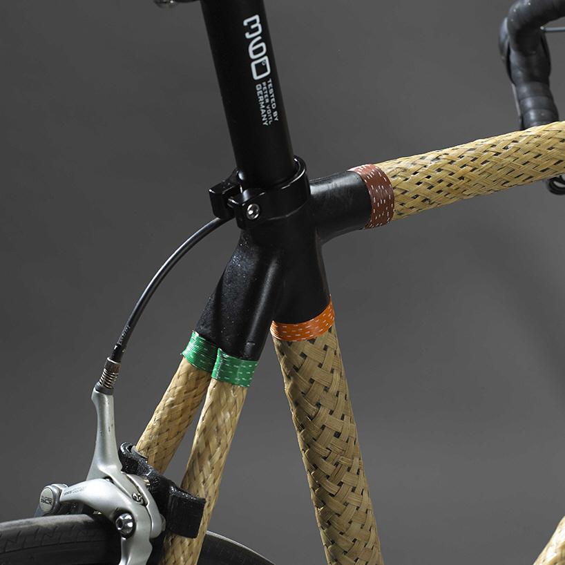 Can Braided Bamboo Shift Bike Frame Design? - Core77