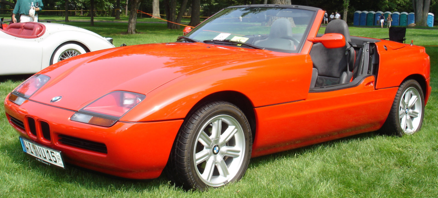 The Bmw Z1 S Incredible Vertically Opening Doors Core77
