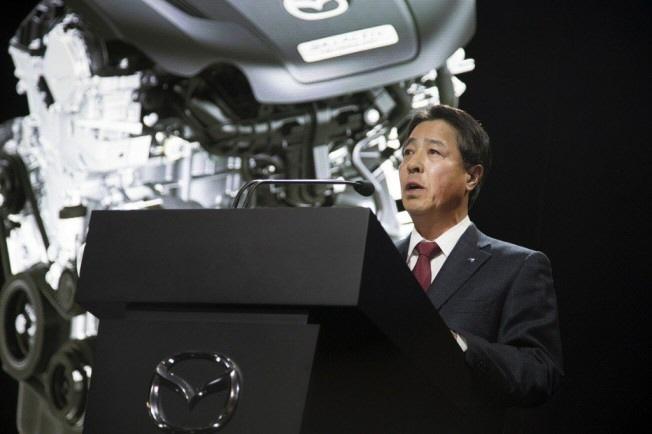 Mazda Achieves Engine Design Breakthrough