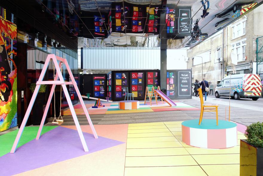 London Design Festival 2017: Eastenders