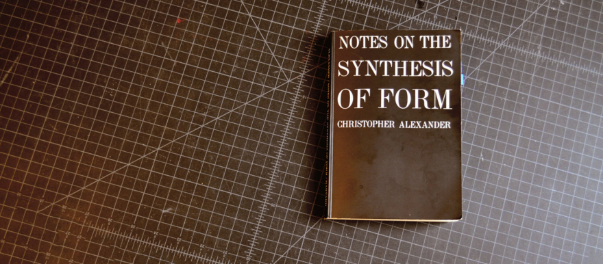 Book Review: Notes on the Synthesis of Form