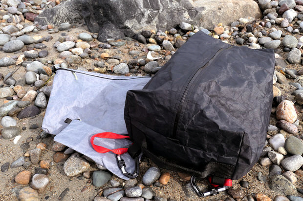 Tutorial: How to Create Tough, Lightweight and Waterproof Gear Bags From Dyneema and Tyvek
