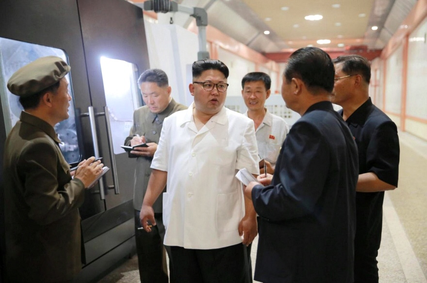 How Can North Korea Possibly Build Nukes? Because They Have 15,000 CNC Machines