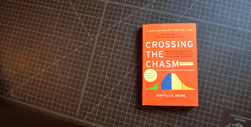 Book Review: Crossing the Chasm