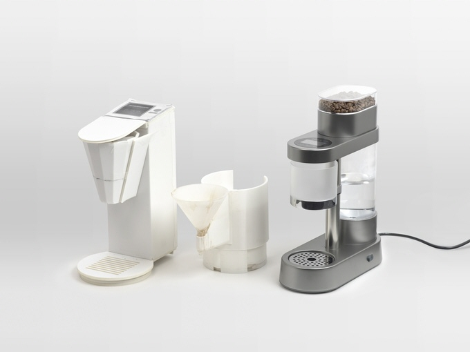 Auroma Coffee Maker Kickstarter : Auroma: The Coffee Maker That Learns Your Preferences Over Time - Core77