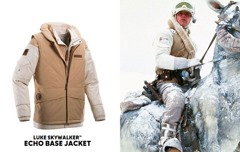Want a Han Solo Parka? Columbia is Selling  Empire Strikes Back  Outerwear