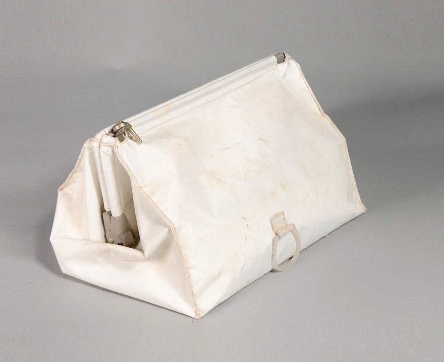 Check Out NASA s 1960s Design for a Utility Bag Used for Traveling Into Space