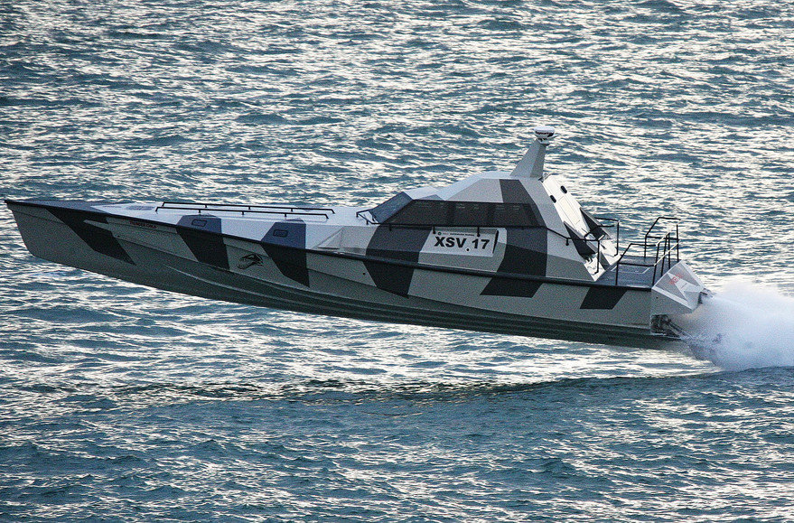 Safehaven Marine s Bad-Ass Rescue/Military Boat is Uncapsizable, Fast and Lethal