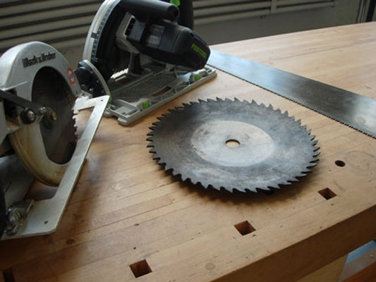Tools amp craft 86 they used to make bent circular saw blades use a circular saw but what if you bend the blade enter a caption optional keyboard keysfo Image collections