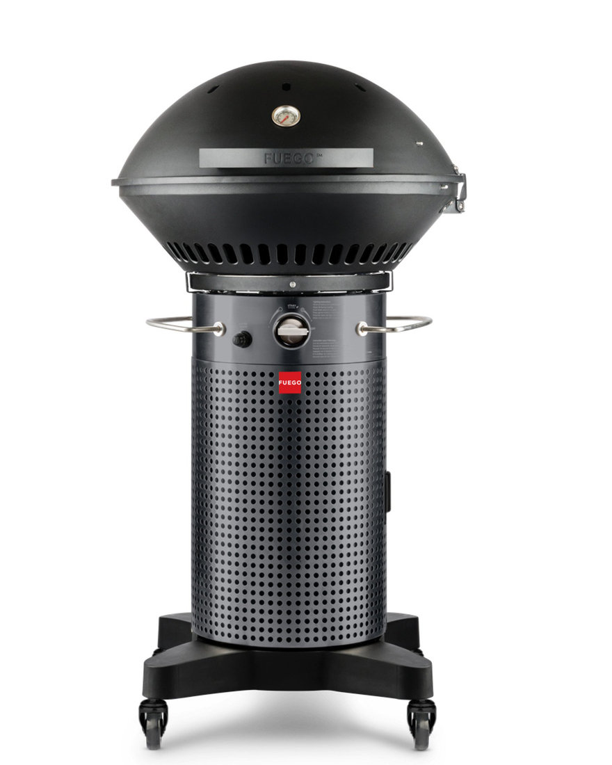 Barbecuing with Good Industrial Design: Robert Brunner s Fuego Grills